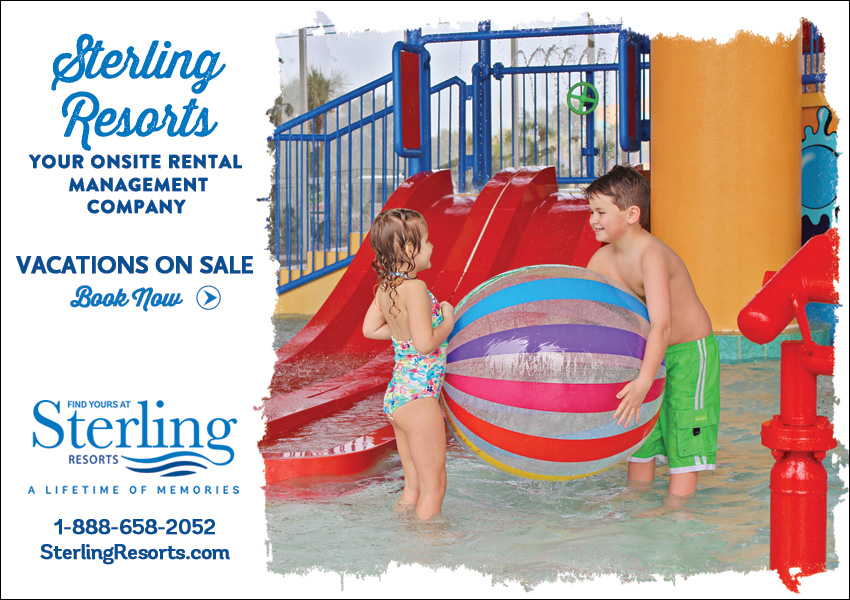 Sterling Resorts Splash Vacation Rentals